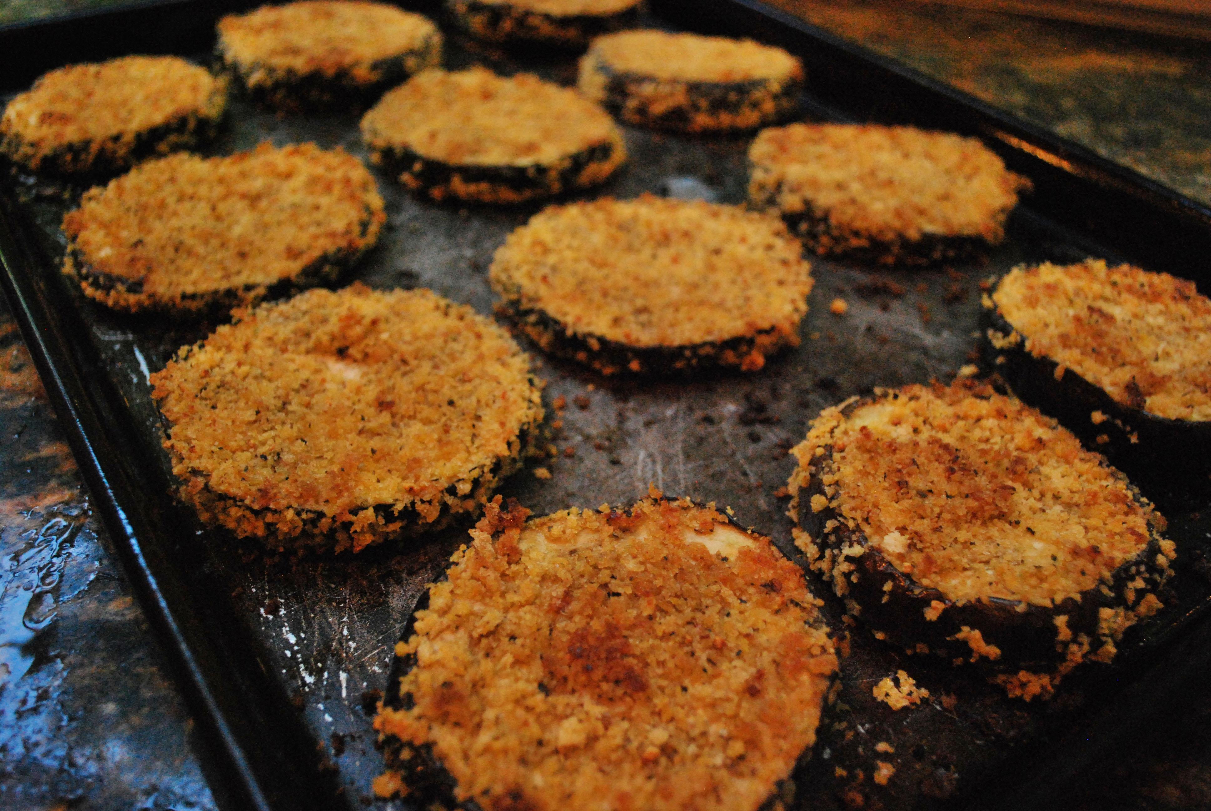 Eggplant recipes baked easy