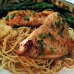 Chicken Scallopine