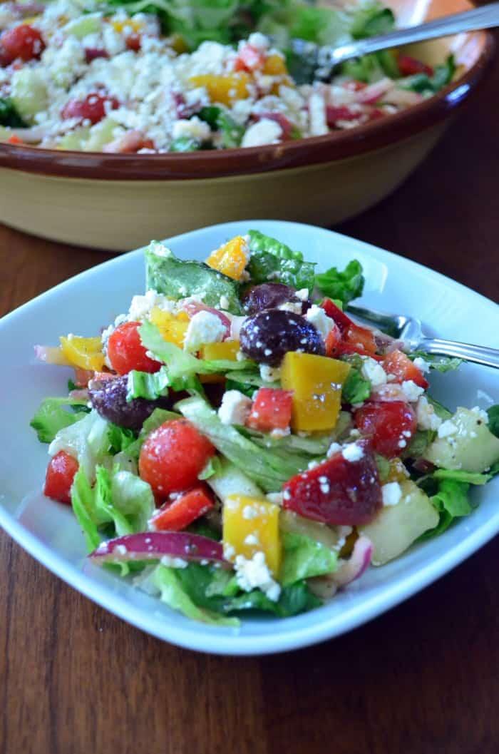 15 Fresh Summer Salad Recipes | Greek Salad