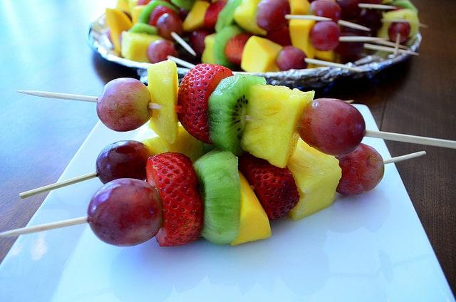 Fresh Fruit Kabobs 042