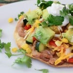 Bean and Veggie Tostadas 2012-06-09 077-2