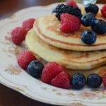 Mom&#039;s Buttermilk Pancakes 2012-07-22 090-2