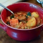 Italian Sausage and Barley Stew 2013-04-06 085-2