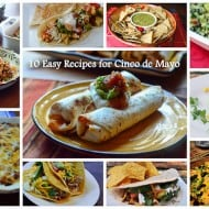 10 Easy Recipes for Cinco de Mayo