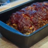 Italian Sausage Market Meatloaf