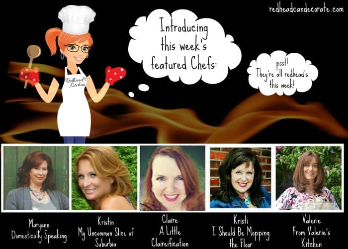 Featured Chefs @ Redhead_s Kitchen