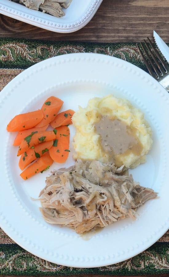 Crock-Pot Pork Sirloin Tip Roast