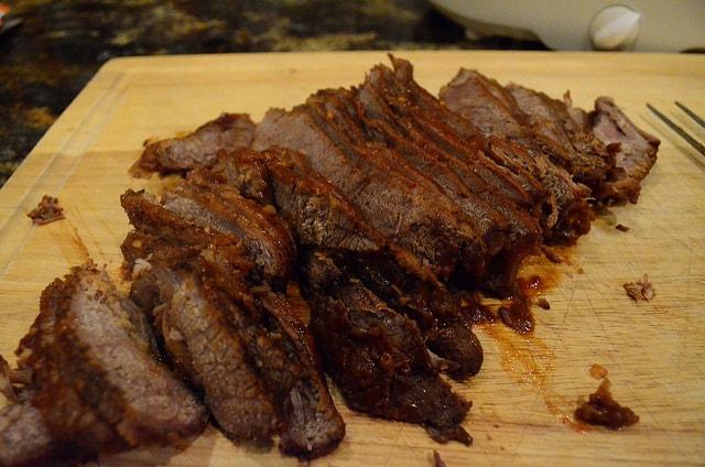 Crock-Pot Barbecue Beef