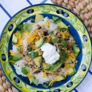 Crock-Pot Tex-Mex Chicken