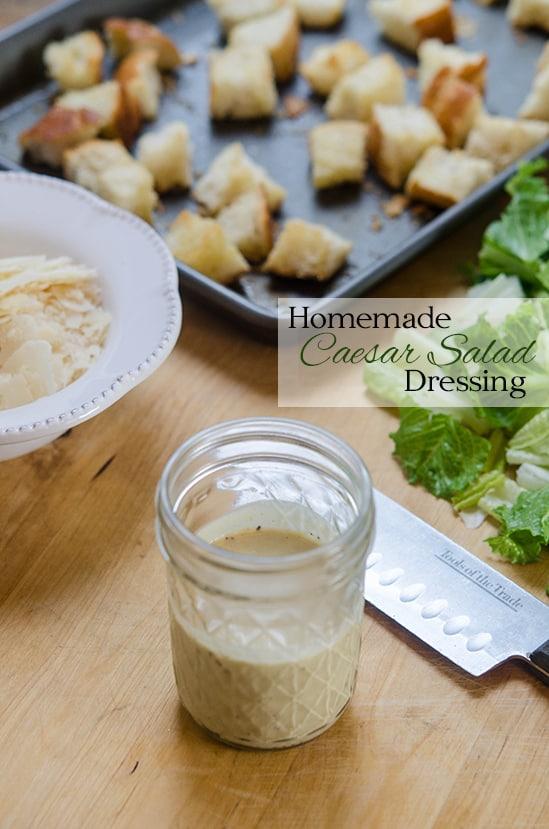 Homemade-Caesar-Salad-Dressing