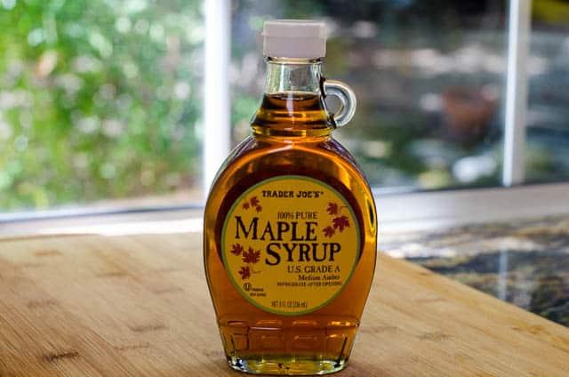 Trader Joe's Pure Maple Syrup