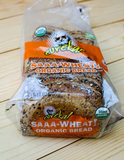 Eureka Saaa-Wheat Bread Organic Bread!