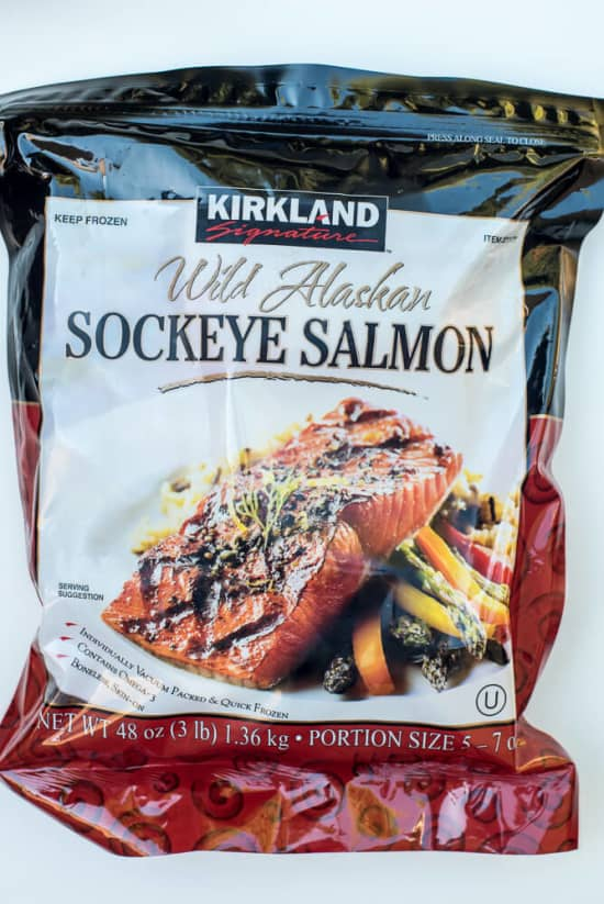 Oven Roasted Maple Salmon