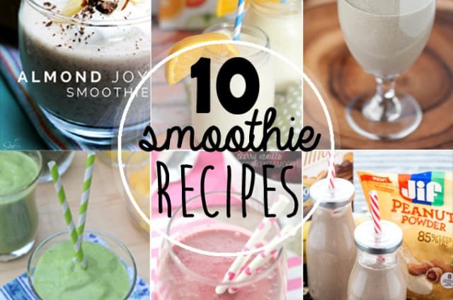10 Fresh and Fabulous Smoothie Recipes