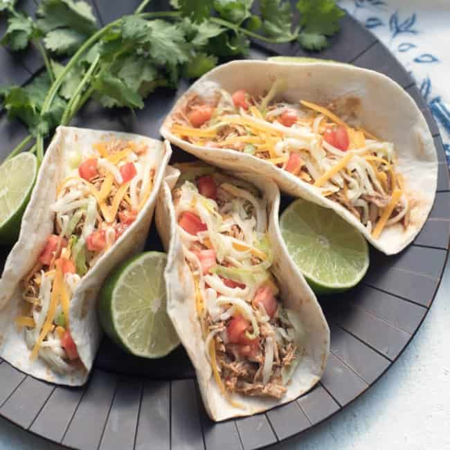 Aug 30,  · My favorite kind of crockpot meals are the ones that require absolutely zero work aside from throwing everything into the crockpot (like Mississippi Pot Roast) and these Cilantro Lime Chicken Tacos fit that bill, y'all! Five ingredients, dump 'em in, and check back in a few hours.5/5(34).