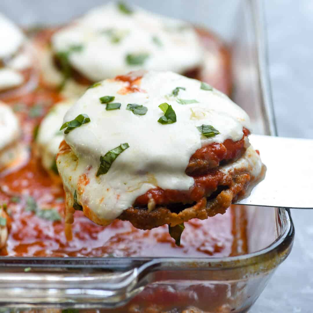 Eggplant dishes: recipes with photos 96