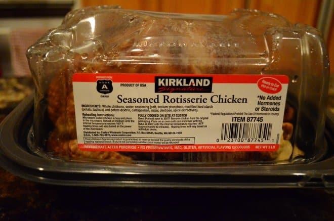 Chicken Tamale Casserole