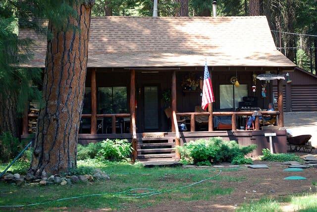 Bonnie's cabin