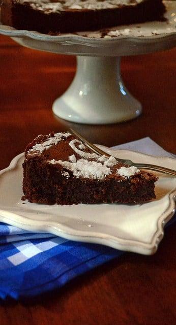 French Chocolate Cake 072