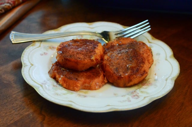 Maple Glazed Sweet Potatoes 2012-11-17 134-2