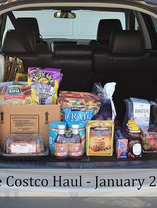The Costco Haul – January 2014