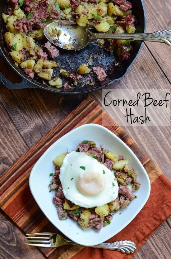 corned beef hash - Valeries Kitchen