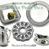 Wilton Armetale Metal Serveware Giveaway!