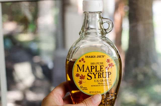Maple Syrup 011