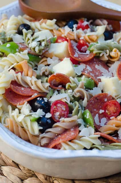 Pizza Pasta Salad 026
