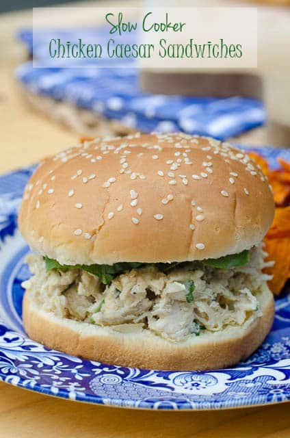 Slow Cooker Chicken Caesar Sandwiches-068 (titled)