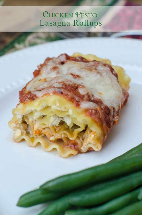 Chicken Pesto Lasagna Rollups-084 (titled)