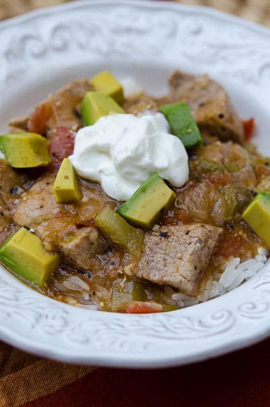 Crock-Pot Chile Verde-093