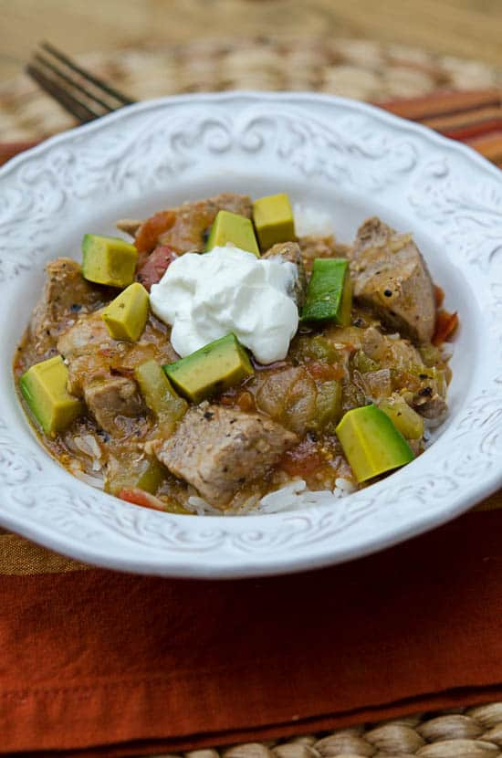 Crock-Pot Chile Verde-103