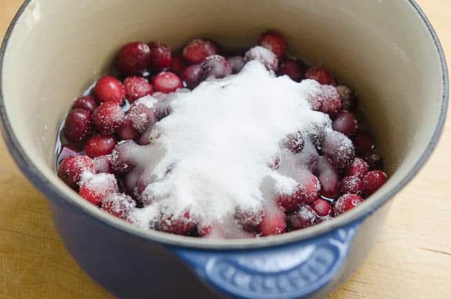 How to Make, Customize, and Freeze Cranberry Sauce