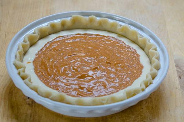Pumpkin Hazelnut Pie with Mascarpone-039