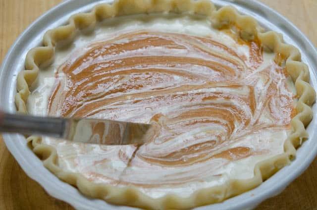 Pumpkin Hazelnut Pie with Mascarpone-045