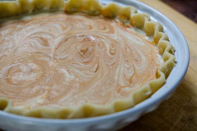 Pumpkin Hazelnut Pie with Mascarpone-060