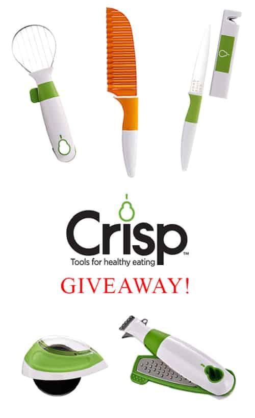 Crisp Cooking Tools #Giveaway!!!