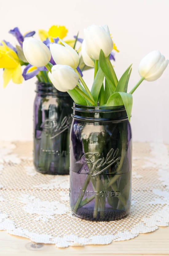 Ball Canning Heritage Collection Purple Jars #Giveaway!