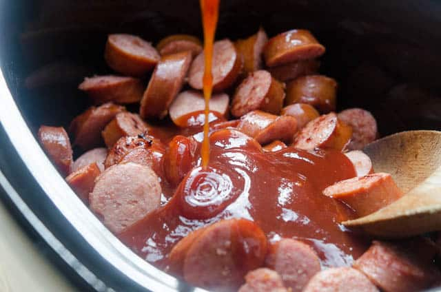 Crock-Pot BBQ Cocktail Sausage