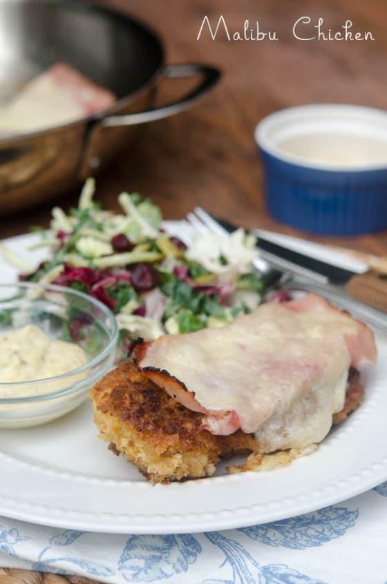 Malibu Chicken (Copycat Sizzler Recipe)