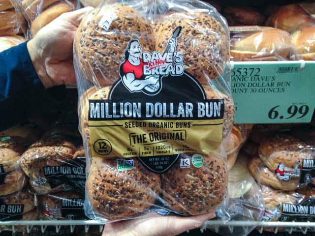 The Costco Haul Dave's Million Dollar Buns