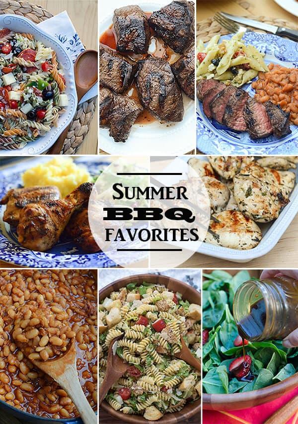Favorite Summer BBQ Recipes
