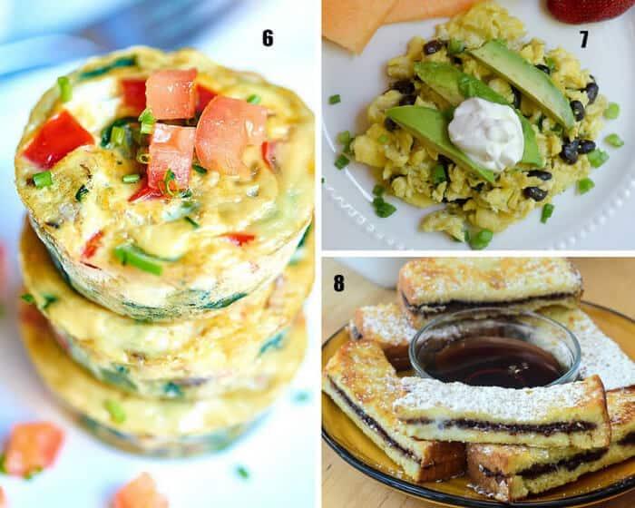 College Recipes - Breakfast