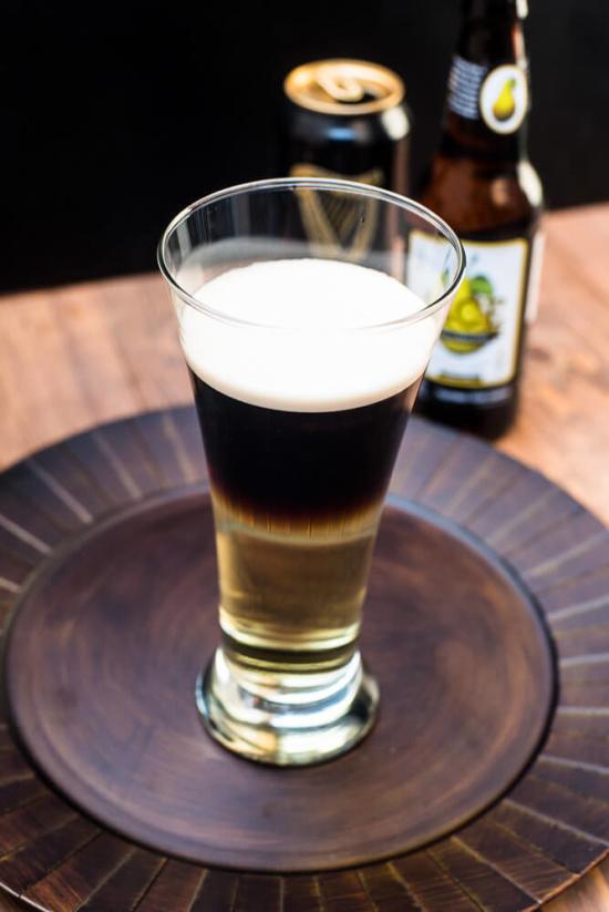 Drinks Snakebite Cocktail Recipe