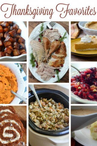 My Favorite Thanksgiving Recipes   From Valerie's Kitchen