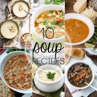 10 Favorite Soup Recipes