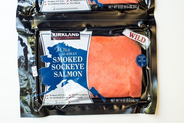 Kirkland Wild Alaskan Smoked Sockeye Salmon