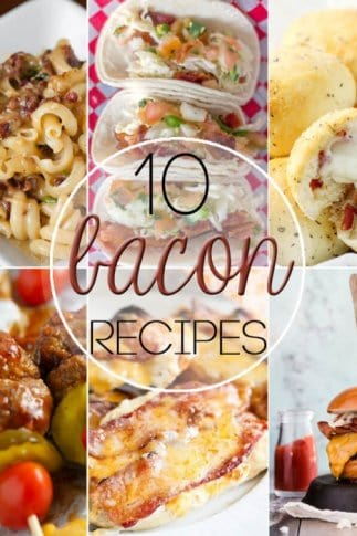 10 Crazy Good Bacon Recipes