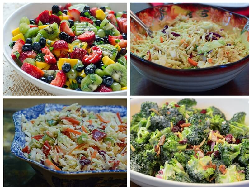 12 Potluck Picnic Salad Recipes